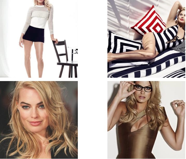 Margot Robbie sexy photos