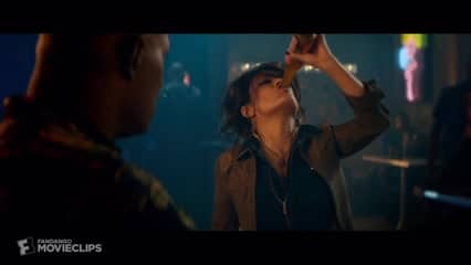Salma Hayek Stripping in From Dusk Till Dawn