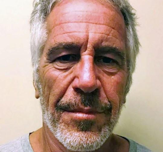 Epstein dead