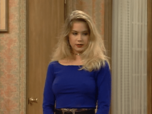 Christina Applegate 1980