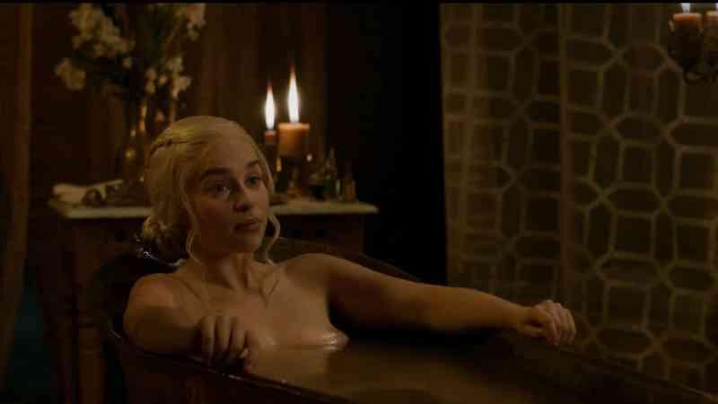 Daenerys Targaryen Nude – Season 3