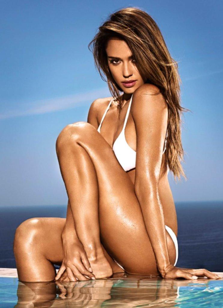 Jessica Alba Sexy Pics
