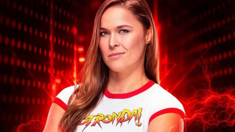 Ronda Rousey Making WWE Game Debut in 2K19