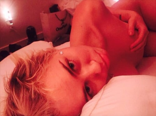Miley Cyrus Nude Photos Leaked