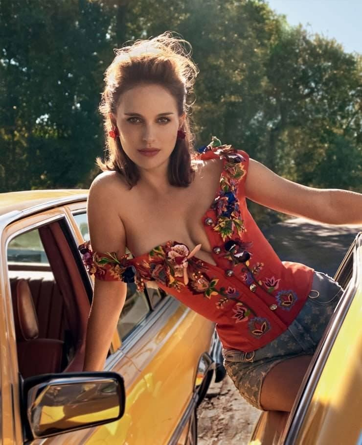 Natalie Portman Sexy Photos