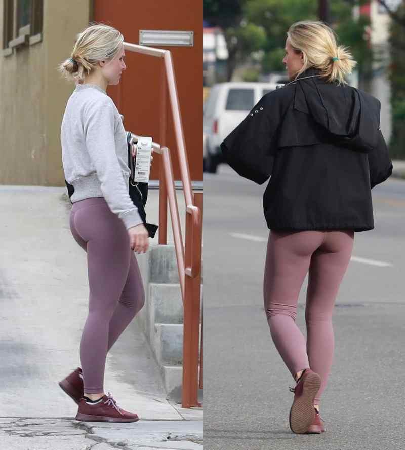 Kristen Bell ass photos