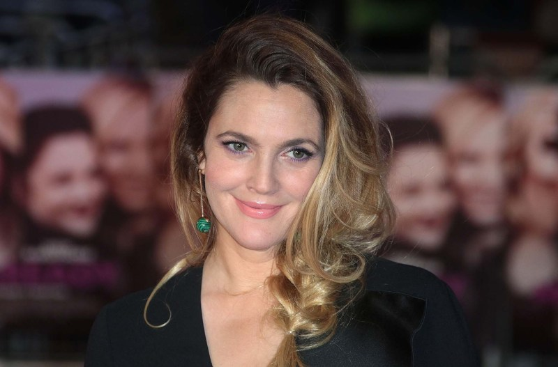 Sep 17, 2015 - London, England, UK - Drew Barrymore attending 'Miss You Already' European Premiere at Vue West End, Leicester Sq