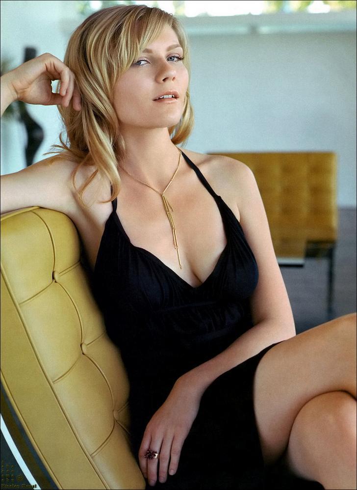 Kirsten Dunst Sexy Pics
