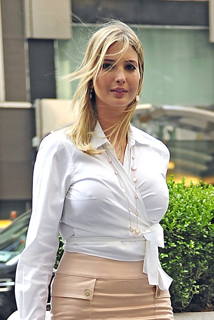 Ivanka Trump Sexy photos