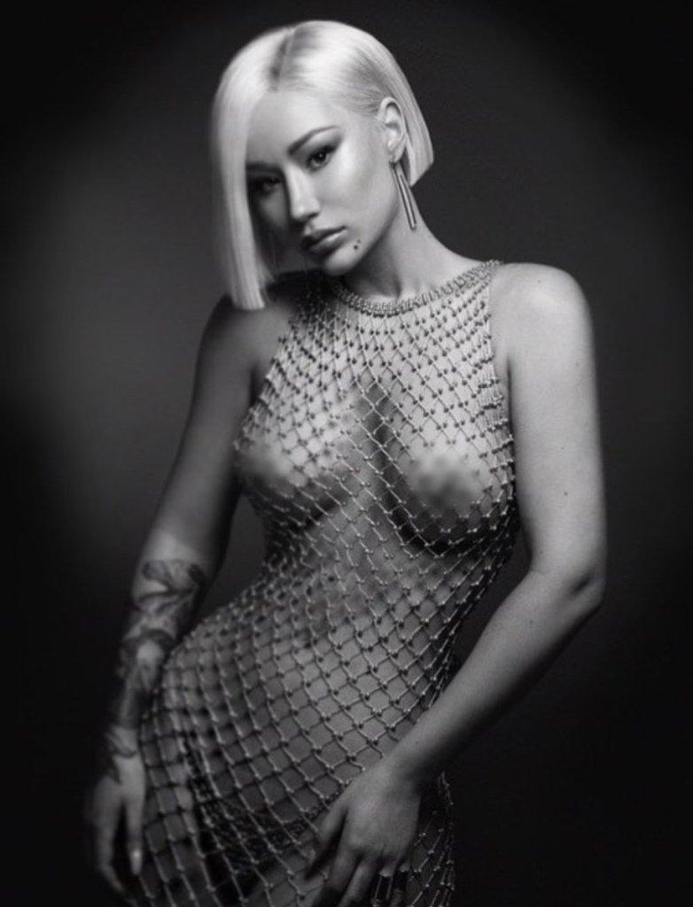 Iggy Azalea Sexy Nude Pics