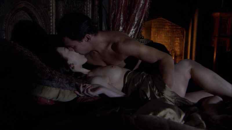 Natalie Dormer Nude Pics in Tudors