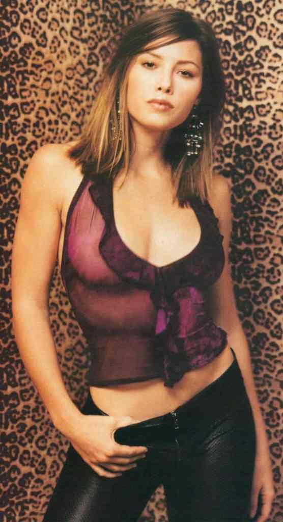 Jessica Biel Nude