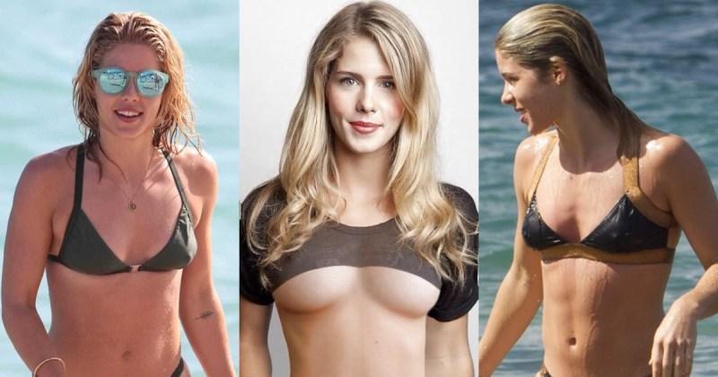 Emily Bett Rickards Nude