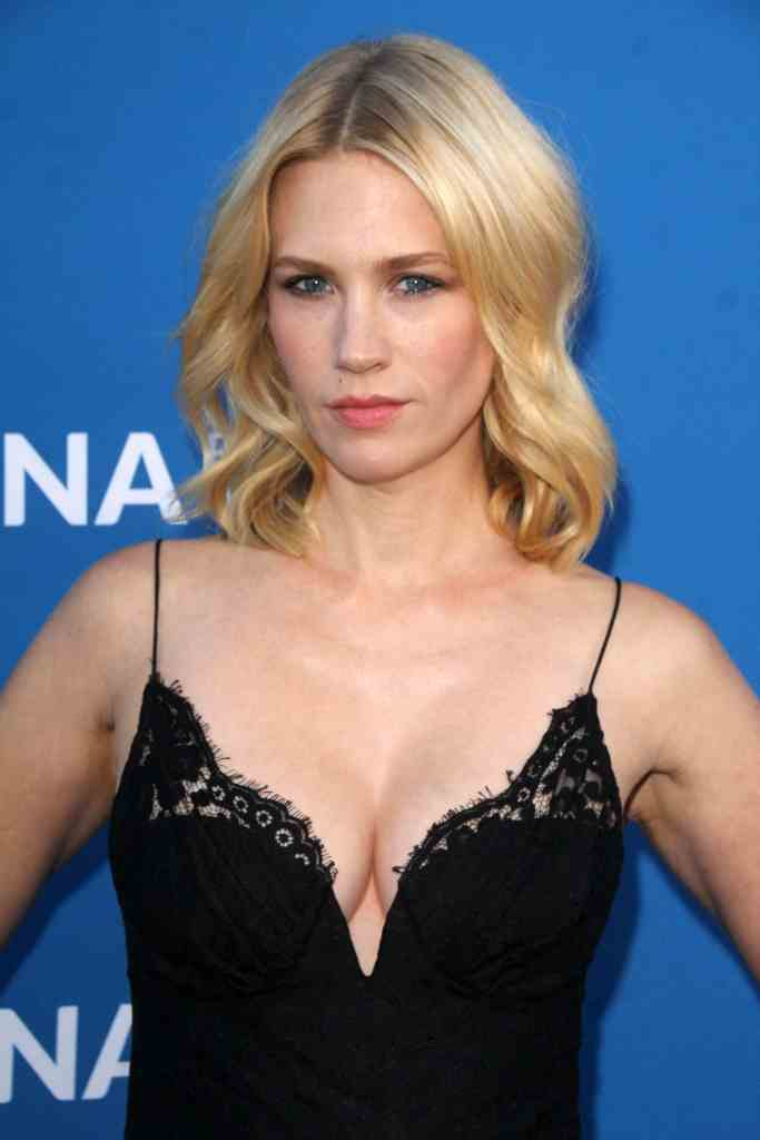 January Jones sexy pics