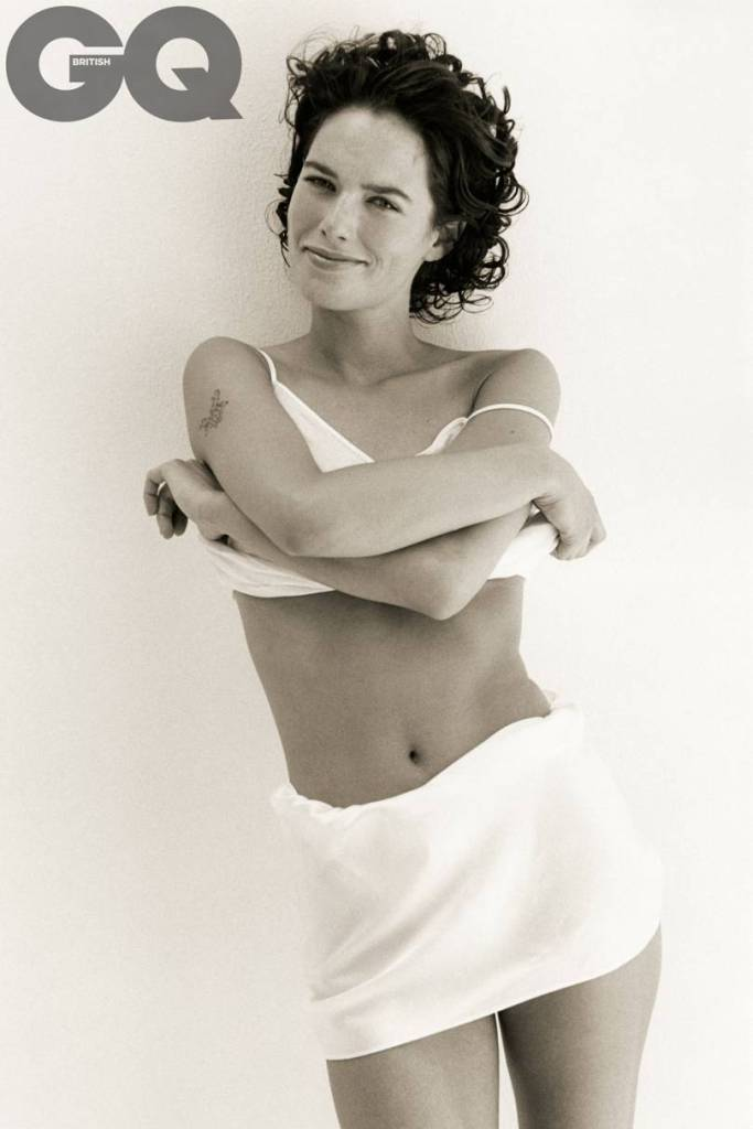 Lena Headey Sexy Photos - GQ