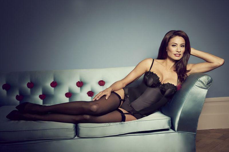 Melanie Sykes sexy photos