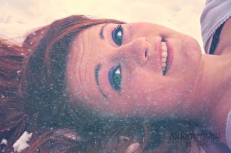 ..in a flurry...