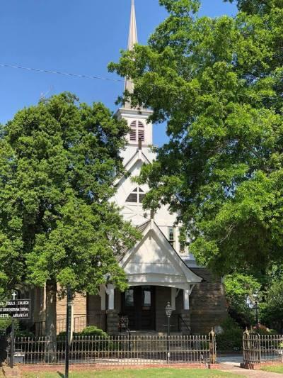 All Souls Church - Contact Us