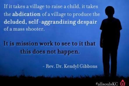 Abdication of a village