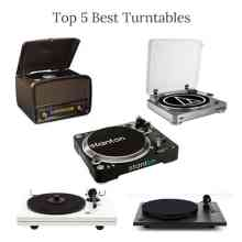 The Best Turntables - The Best Turntable by Budget ($100 - $1000)