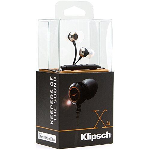 The Best Earphones for Your iPhone? Klipsch X4i Earbuds