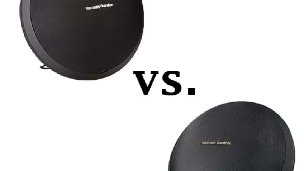 Harman Kardon Onyx Studio vs Studio 2: Which is the Better