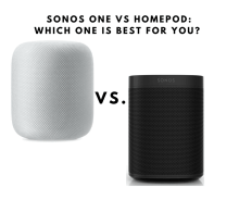 sonos one vs homepod: which one is best for you?