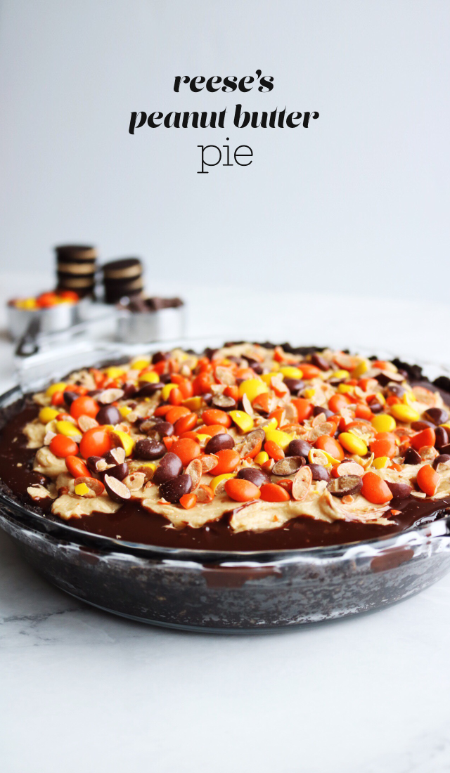 Reese's Peanut Butter Pie Recipe - Pies Before Guys