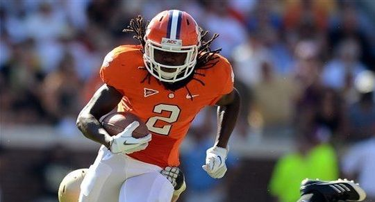 Are Clemson\'s Sammy Watkins and DeAndre Hopkins the nation\'s best WR ...