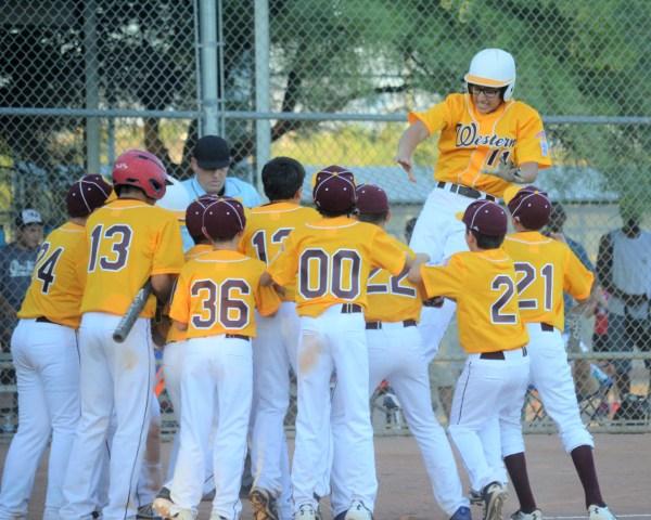 Western Little League Baseball Tucson