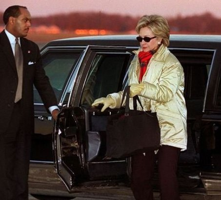 The lavish lifestyle of Hillary Clinton