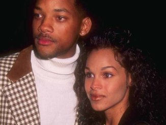 Sheree Zampino and Will Smith