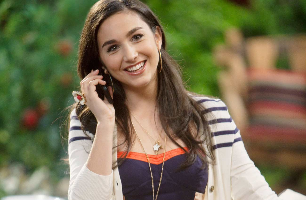 Molly Ephraim photoshoot