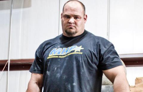 Strongman Brian