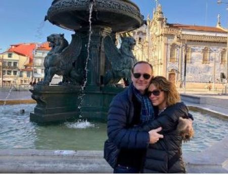Jenni and her husband