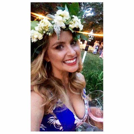Amanda Busick enjoys a single life