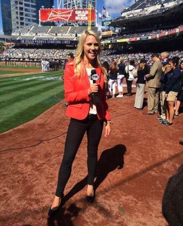 <strong>Katie Osborne on-air