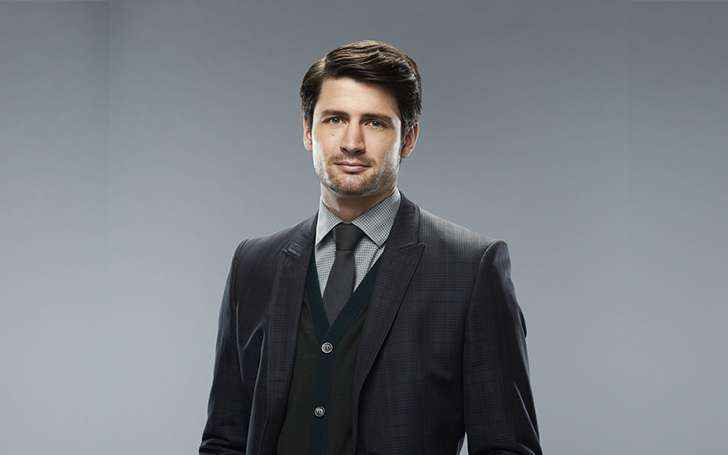 Is James Lafferty a Married Man Know About His Wife, Dating Life and Many More