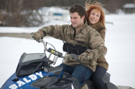 Kathy and Levi Johnston
