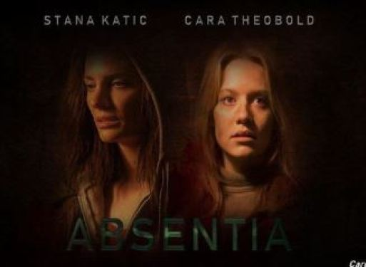 Stana Katic posted about her film, Absentia