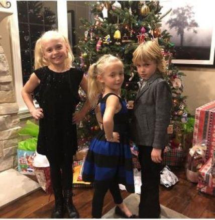The children of Megan Glaros