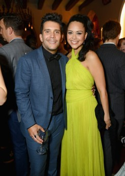 Gustavo Galindo and Alyssa Diaz Photos»Photostream · Pictures · Entertainment Weekly Celebrates Screen Actors Guild Award Nominees