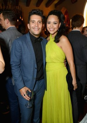 Gustavo Galindo and Alyssa Diaz Photos»Photostream · Pictures · Entertainment Weekly Celebrates Screen Actors Guild Award Nominees