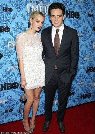 Vincent Piazza & Ashlee Simpson