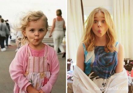 Chloe Moretz Childhood