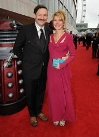 Julian with his wife Julia