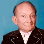 Photo of an activist and actor Billy Barty