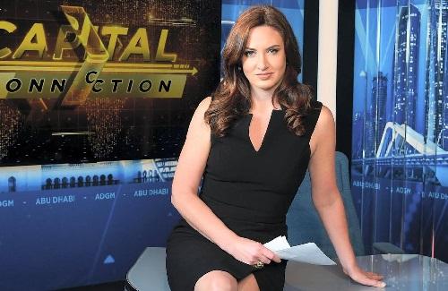 Photo of journalist Hadley Gamble