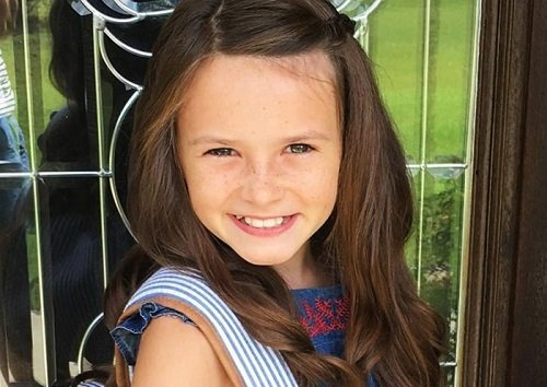 Photo of childactress Cailey Fleming