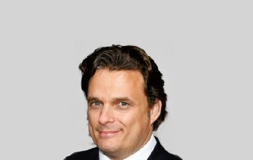 Photo of an actor and director Damian Chapa